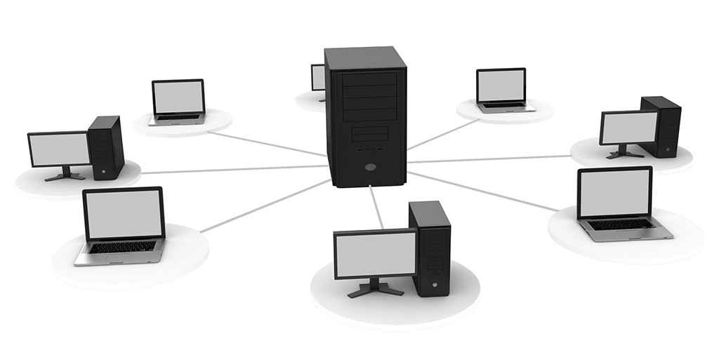 LAN is short for Local Area Network which describe a group of computers, associated devices and also peripherals in limited area that are interconnected into a network.
